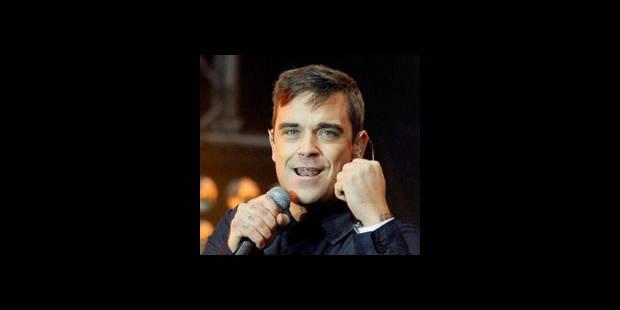 Robbie et les Take That