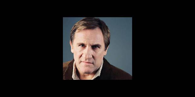 Gérard Depardieu ne s'aime pas