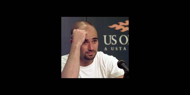 """Révélations Agassi : Federer se dit """"déçu"""" - La DH"""