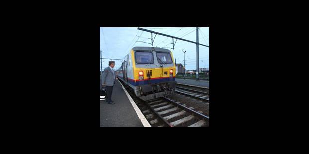 La Flandre veut développer sa propre stratégie ferroviaire - La DH