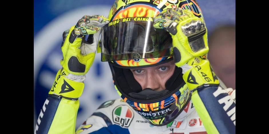 GP de Malaisie - Valentino Rossi champion du monde