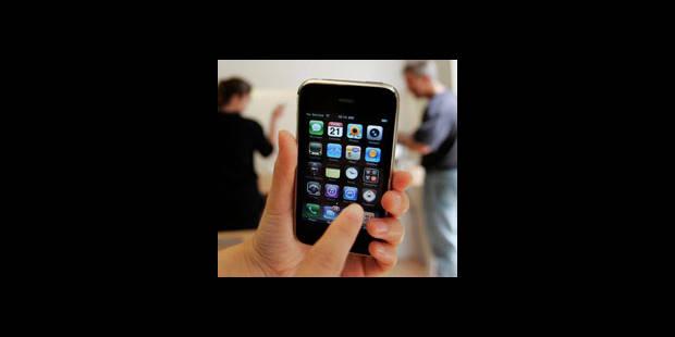 Nokia porte plainte contre Apple pour violation de brevets sur l'iPhone - La DH