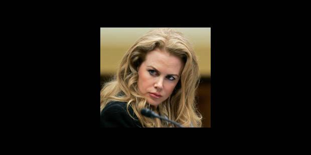 Hollywood contribue probablement à la violence, selon Nicole Kidman