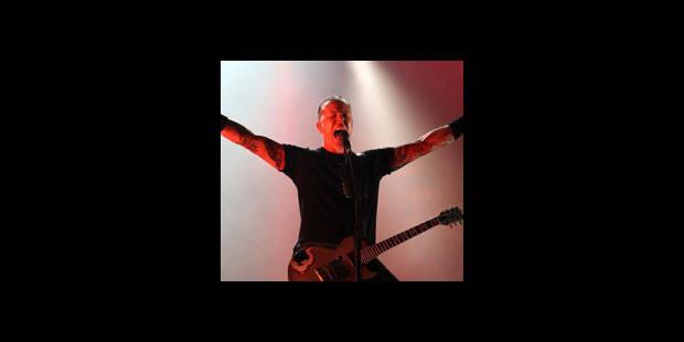 Metallica met la main à la poche pour retrouver une fan - La DH