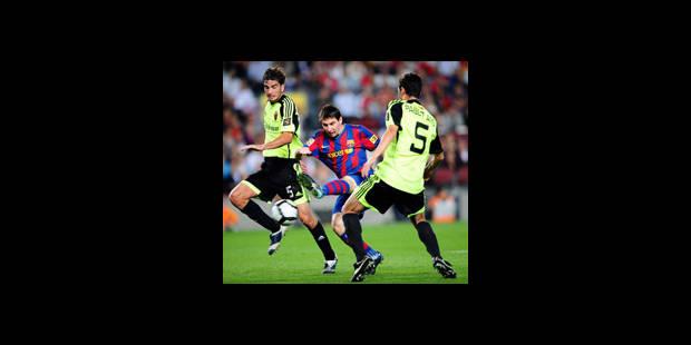 """Messi avait besoin d'un """"bon match"""" après l'Argentine - La DH"""