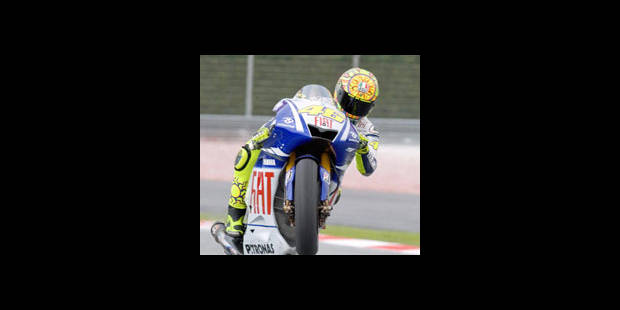 Rossi, clap neuvième ?