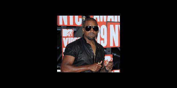 Kanye West  n'est pas mort!
