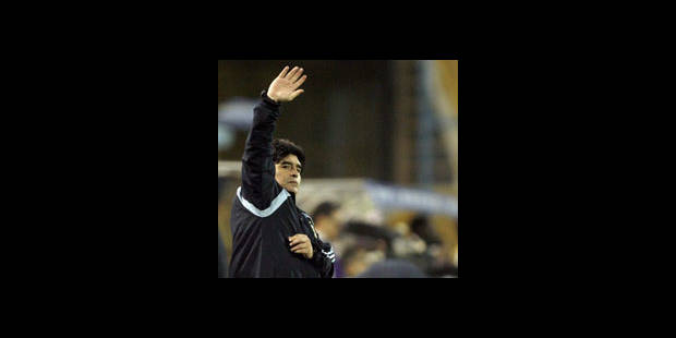 Maradona a terminé sa cure et quitté Merano - La DH