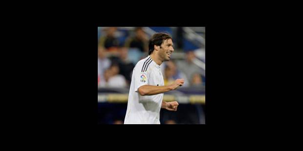 Real Madrid: 5 à 6 semaines d'arrêt pour Van Nistelrooy - La DH