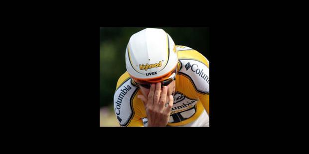 Vuelta/3e étape: Victoire du Néo-Zélandais Greg Henderson - La DH