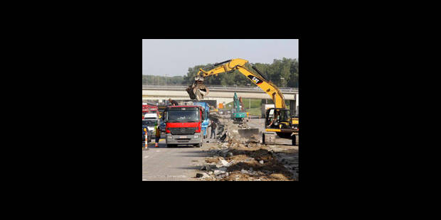 41 accidents en 2007 sur les chantiers belges - La DH