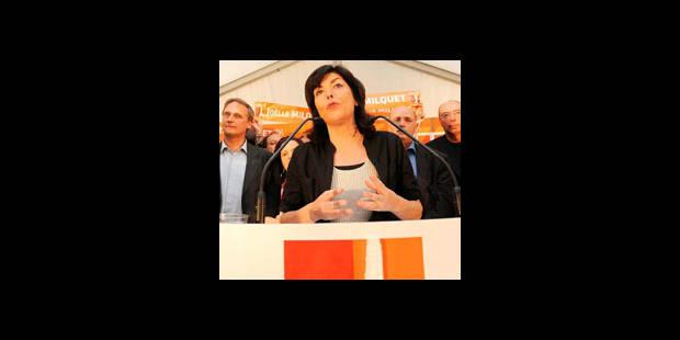 """Joëlle Milquet: """"Seulement si la situation du parti devait devenir très conflictuelle..."""" - La DH"""