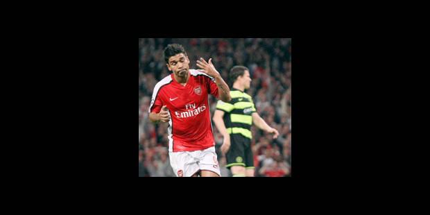 C1-Barrage retour : Arsenal domine encore facilement le Celtic Glasgow - La DH