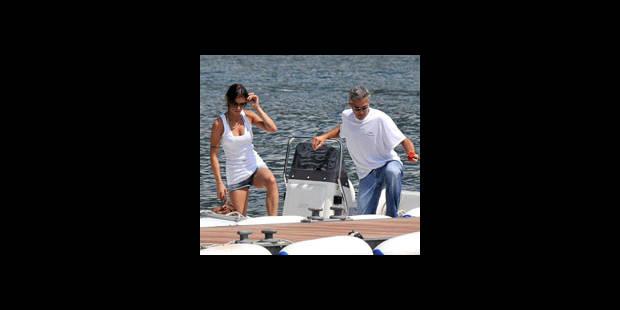 George Clooney  est un piètre amant - La DH
