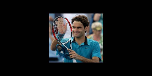 ATP Cincinnati : victoire de Federer - La DH