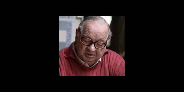 Mort du comédien français Jean-Paul Roussillon - La DH