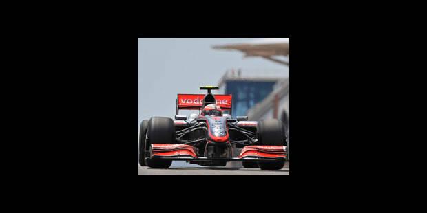 GP de Hongrie - Essais libres 2: Hamilton le plus rapide