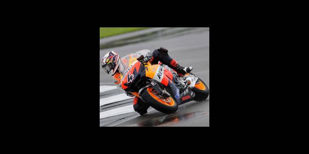 Grande-Bretagne - MotoGP : victoire surprise de Dovizioso
