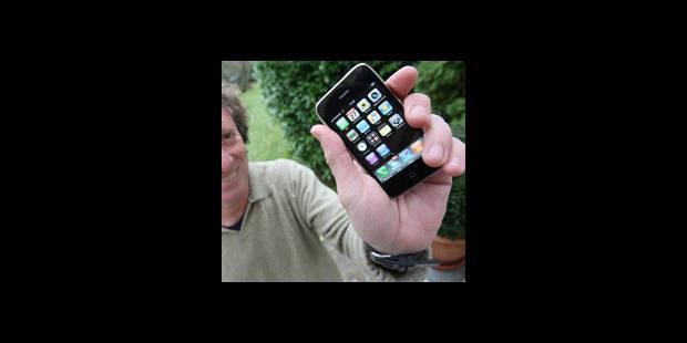 Explosion des ventes d'iPhone - La DH