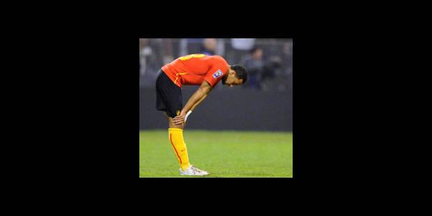 Moussa Dembélé à nouveau blessé à l'aine - La DH