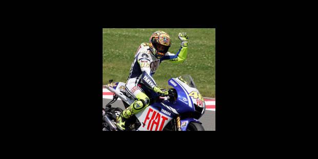 GP d'Allemagne - MotoGP: 101e victoire pour Rossi
