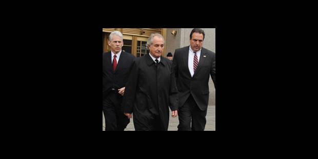 Madoff, escroc planétaire, va connaître son sort - La DH