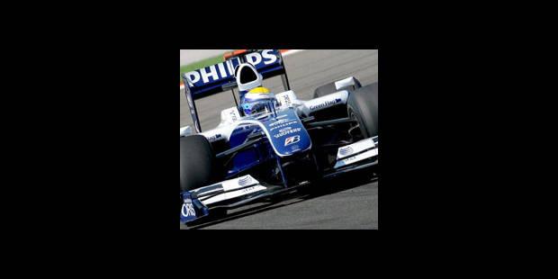 GP de Grande-Bretagne: Rosberg meilleur temps des essais libres 3 - La DH