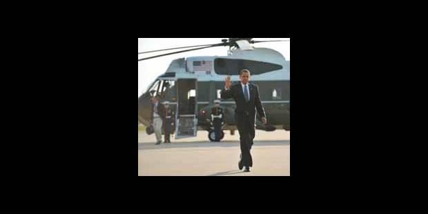Obama en Arabie-Saoudite, 1ère étape de sa tournée au Proche-Orient
