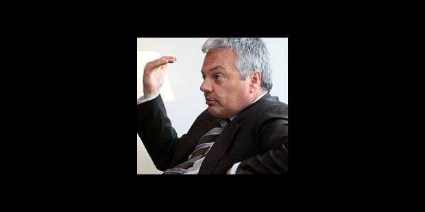 Didier Reynders vous répond - La DH