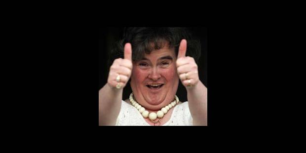 Pression maximum pour Susan Boyle - La DH