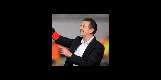 Georges Leekens nouveau coach de Courtrai - La DH