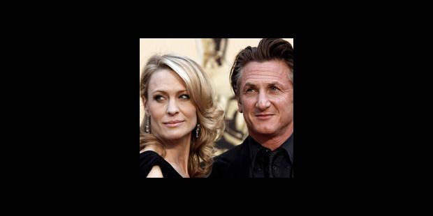 Sean Penn revient sur sa demande de divorce - La DH