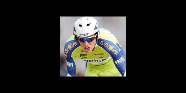 Tour de Romandie - 4e étape: coup double pour Roman Kreuziger