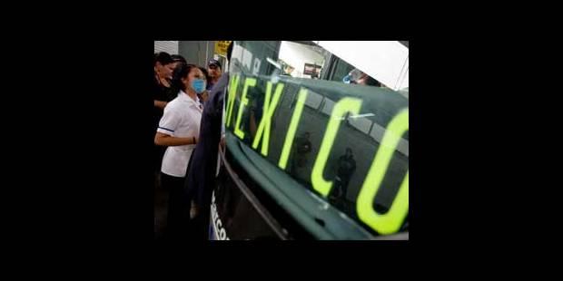 Grippe porcine : cinq nouveaux décès suspects à Mexico - La DH
