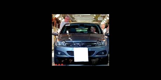 GM: Nouvelle initiative du gouvernement flamand pour sauver Opel Anvers - La DH