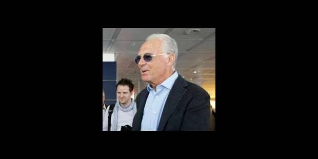 Bayern Munich: Beckenbauer se satisferait de la 2e place - La DH