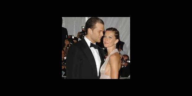 Gisele Bündchen et Tom Brady se marient