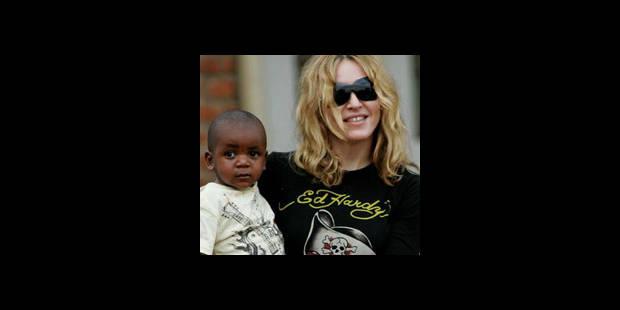 Le fils de Madonna va rencontrer son père - La DH