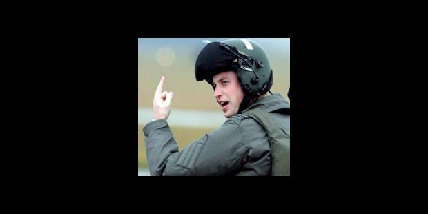 Le prince William prêt à combattre en Afghanistan - La DH