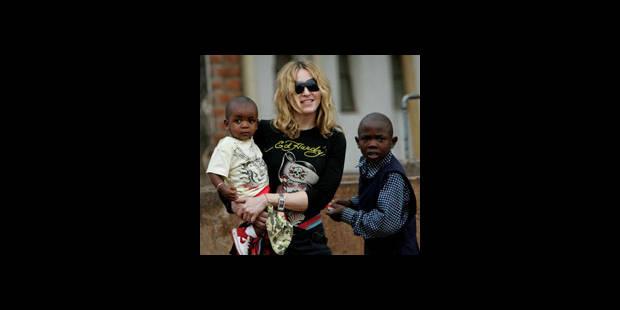 Mercy pour Madonna - La DH