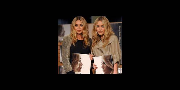 Les jumelles les plus  fashion   !