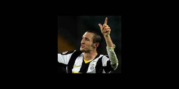 Calcio/26e j.: La Juventus conforte sa deuxième place - La DH