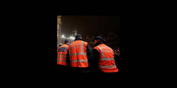 26 policiers blessés en janvier - La DH