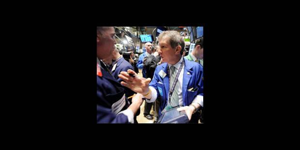 Les bourses européennes n'ont toujours pas repris confiance - La DH