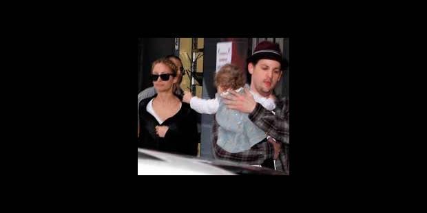 Nicole Richie à nouveau enceinte - La DH