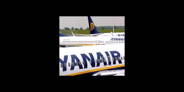 Ryanair: deux avions supplémentaires sur le tarmac - La DH