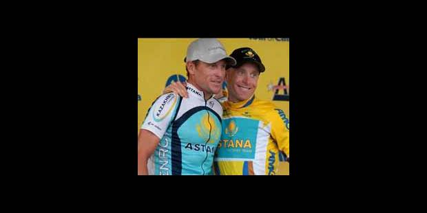 Tour de Californie - Armstrong, équipier dans le triplé de Leipheimer - La DH
