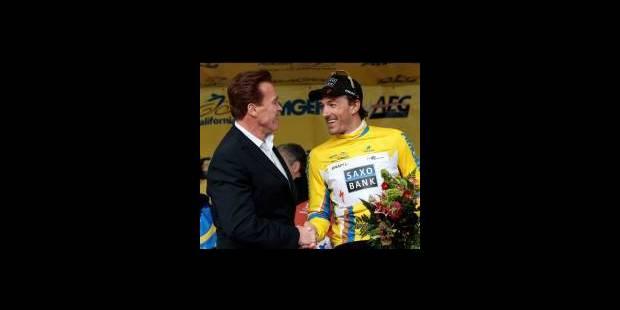 Tour de Californie - Prologue: victoire du Suisse Cancellara - La DH
