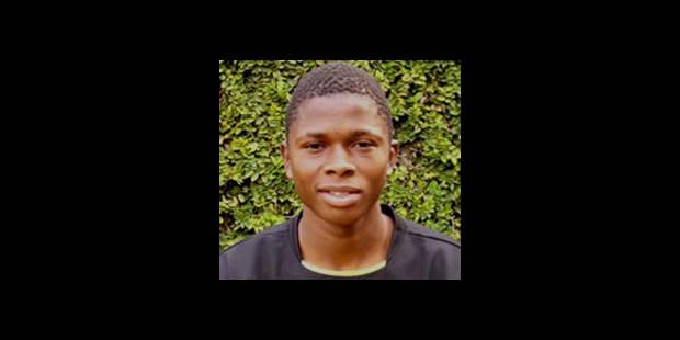 Le jeune attaquant ivoirien Cyriac au Standard