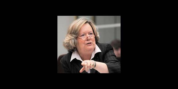 A.-M. Lizin convoquée mardi devant le Comité d'audit du PS - La DH